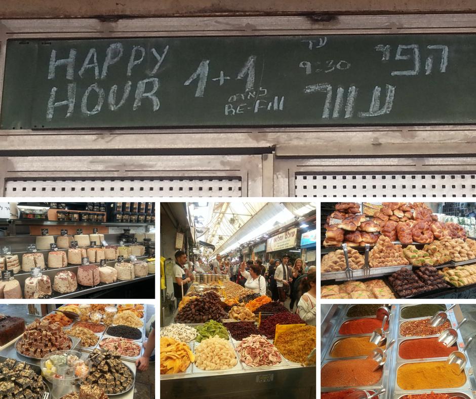 אסנת חן - שוק מחנה יהודה