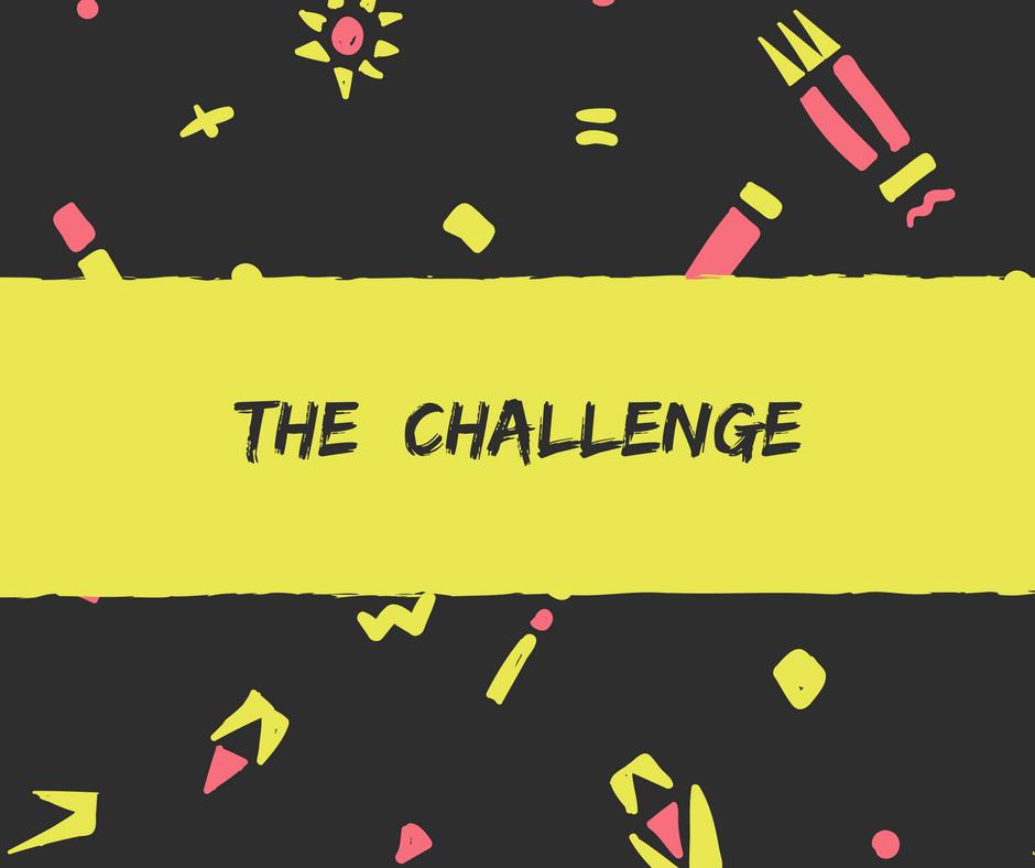 אסנת חן - האתגר