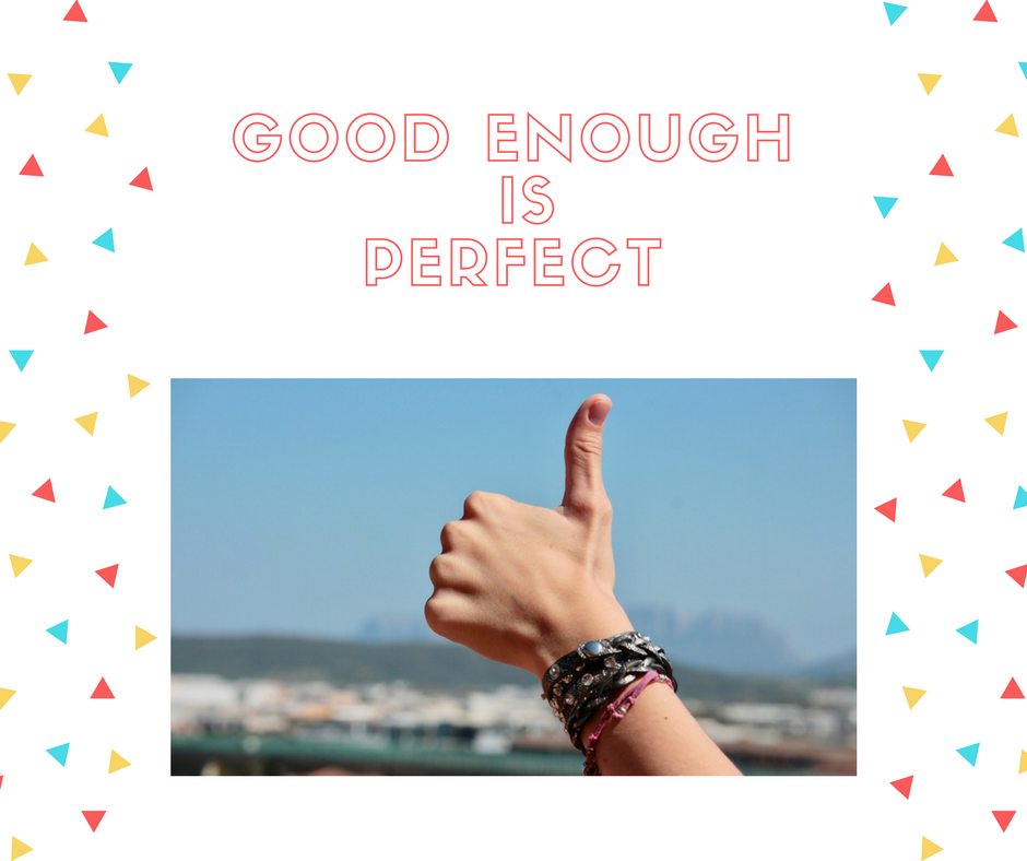אסנת חן - Good enough is perfect