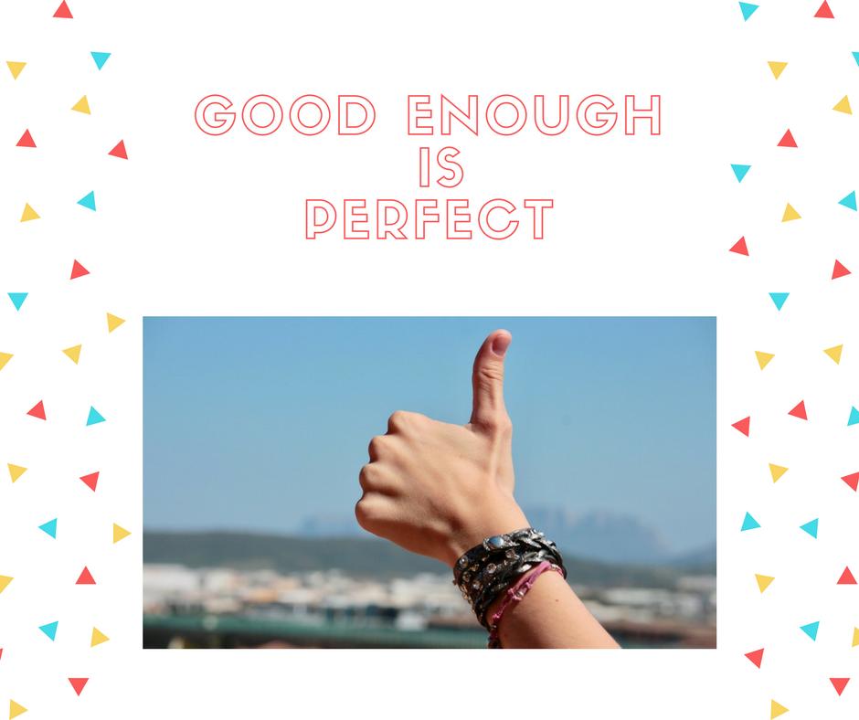 אסנת חן - Good enough is perfect
