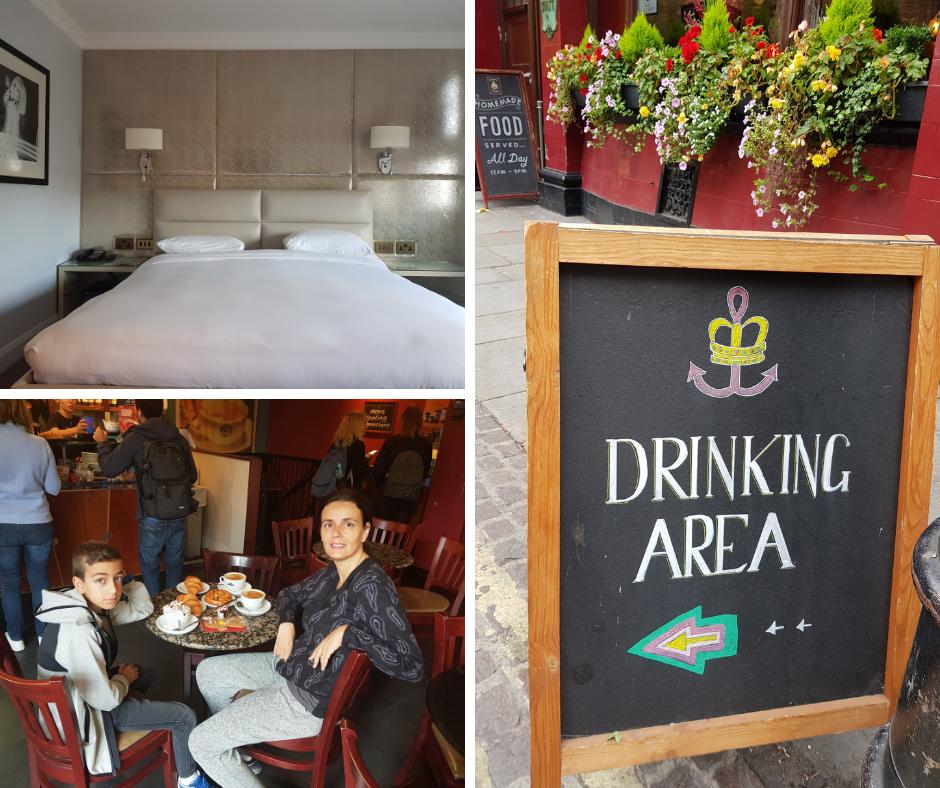 המלון וקפה בוקר - אסנת חן