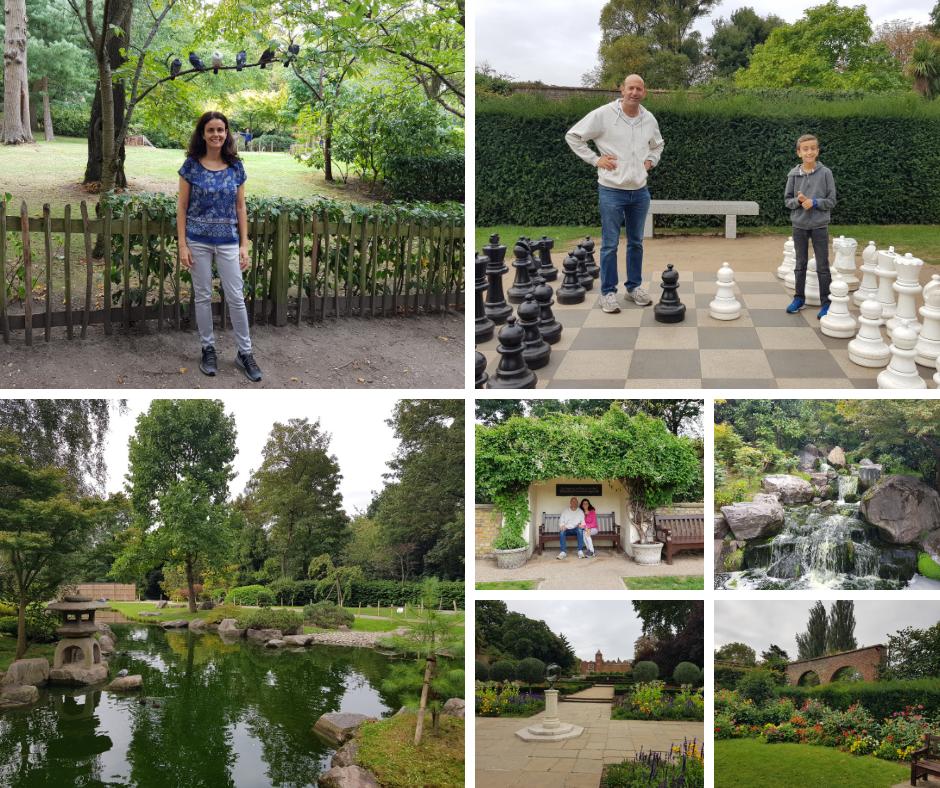 פארק הולנד - אסנת חן
